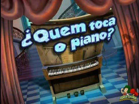 Chaves em Desenho Animado - 5ª temporada - Quem Toca o Piano?
