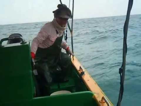 2013年4月13日 雄仔釣大青斑三十斤