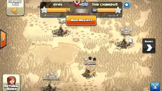 getlinkyoutube.com-War base th8 anti 2 star