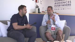 Cannes Lions 2016 - Rupert Staines, RadiumOne Inc