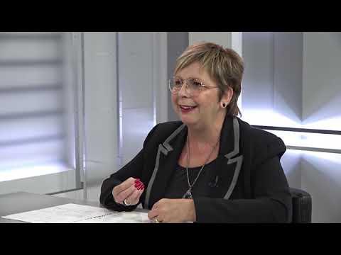 Entrevue avec la candidate du Parti libéral du Canada, Manon Fortin