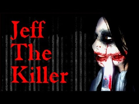 Creepypasta: Jeff the killer - Jeff el asesino