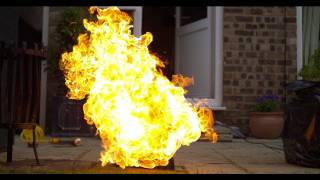 getlinkyoutube.com-Exploding Lighters in Slow Motion - The Slow Mo Guys