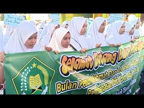 Sambut Ramadhan Ribuan Keluarga Besar Kemenag, MI,