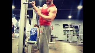 getlinkyoutube.com-Sergi Constance - Mass triceps Workout