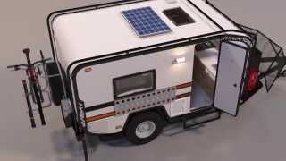getlinkyoutube.com-Mini off road camper