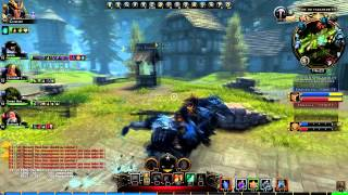 getlinkyoutube.com-Neverwinter - PVP Stronghold Siege 20v20 GF 2.6k Module 7