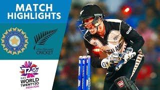 getlinkyoutube.com-ICC #WT20 Cricket - New Zealand vs India Highlights