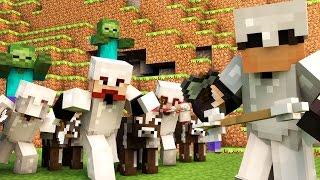 getlinkyoutube.com-MONSTER MAZE MADNESS?!   Minecraft Mini-Game MASHUP! /w Facecam