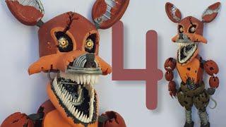 "getlinkyoutube.com-NIGHTMARE FOXY ""TUTORIAL"" ✔PORCELANA FRIA ✔POLYMER CLAY ✔PLASTILINA  (REUPLOAD)"