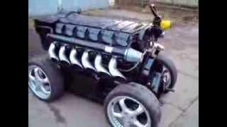 "getlinkyoutube.com-V12 Deutz Diesel Direkteinspr. F12L413 bei uns ""WALL-E"""