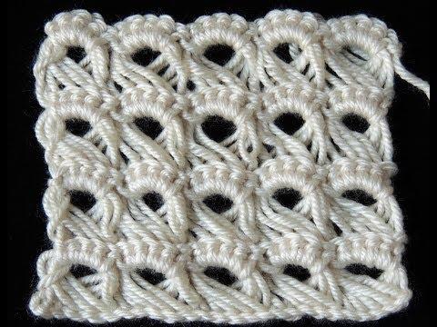 Crochet : Punto Peruano