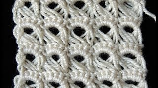 getlinkyoutube.com-Crochet : Punto Peruano