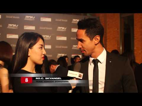 Porsche Carrera Cup Asia 2014 Awards Dinner