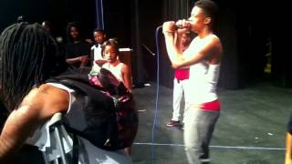 getlinkyoutube.com-DLOW AND LIL KEMO STOP THE VIOLENCE  BASH DECATUR IL 2014