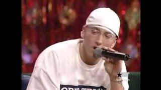 """Obie Trice and Eminem present new album """" Cheers """" 2003"""