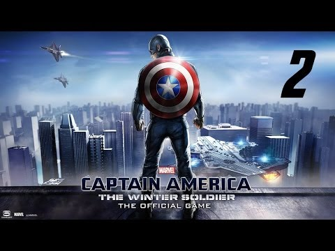 Captain America: The Winter Soldier - The Official Game - iOS/Android - Walkthrough/Let`s Play - #2