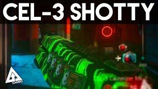 getlinkyoutube.com-Advanced Warfare Zombies How To Get The CEL-3 CAUTERIZER Wonder Weapon