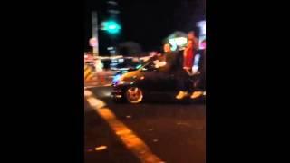 getlinkyoutube.com-2014 イレブンスリー 岸和田 車 EDM