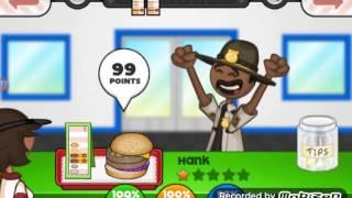 getlinkyoutube.com-Papa's burgeria to go dia 6
