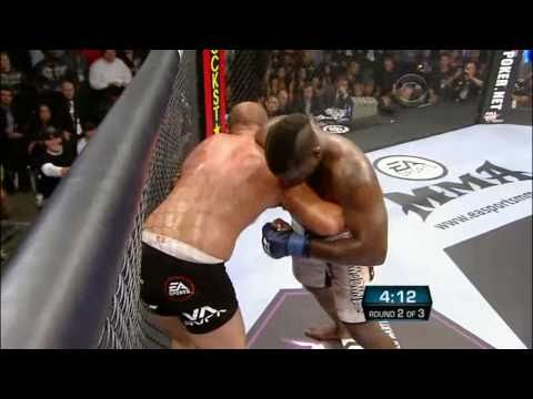 Strikeforce: Fedor Emelianenko vs Brett Rogers 11/07/09 [HQ HD]