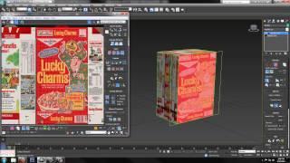 getlinkyoutube.com-Unwrap tutorial 3ds max