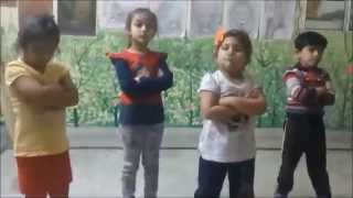 getlinkyoutube.com-Selfie Le Le Re | Bajrangi Bhaijaan  | Kids Dance | Piyush Sm Choreography