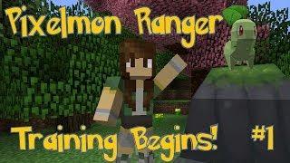getlinkyoutube.com-Pixelmon Ranger! Training Begins! - Episode #1