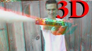 getlinkyoutube.com-3D Fireworks EXTREME