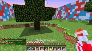 Minecraft (Minecub server no premium) PVP 1vs1