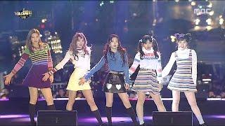 getlinkyoutube.com-[MMF2016] Red Velvet - Russian Roulette, 레드벨벳 - 러시안 룰렛, MBC Music Festival 20161231