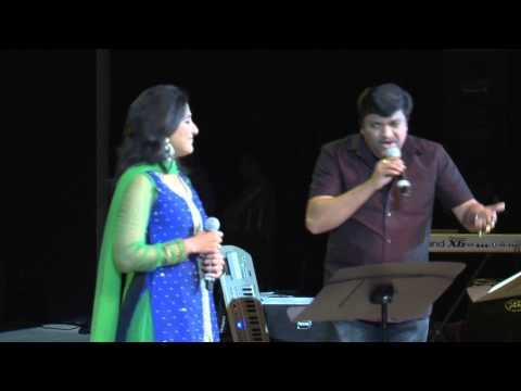 HAQUE SINGER WITH SWETHA MOHAN , JO WADA KIYA WO ( RAFI LATA SONG) actress nyla usha