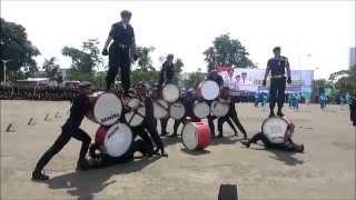 getlinkyoutube.com-(Drum Band STTD) Gita Jata Wiratama 34 - Resimen Mahasiswa Part 2