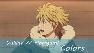 getlinkyoutube.com-Colors [Yukine // Noragami]
