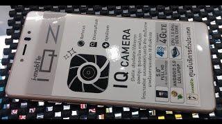 รีวิวเบาๆ I-Mobile IQ Z ขายดีมาก 6900 สเปคแรง บางเบา ออกแบบสวย ถ่ายรูปสวย