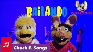 Bailando | Chuck E. Cheese Songs