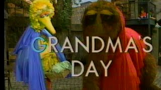 getlinkyoutube.com-Sesame Street - Grandma's Day
