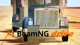 getlinkyoutube.com-BeamNG.drive ,Crash Test,Fails,Stunts,Drifting & Crashes Compilation #4