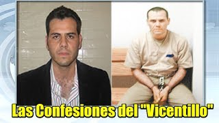 """getlinkyoutube.com-Las confesiones de Vicente Zambada Niebla """"El Vicentillo"""""""
