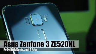 getlinkyoutube.com-Asus Zenfone 3 Review Indonesia : Pede Naik Kasta Jadi 4 Juta
