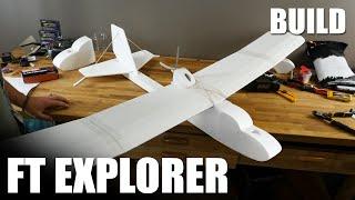 getlinkyoutube.com-FT Explorer - BUILD | Flite Test
