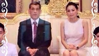 getlinkyoutube.com-► Lt Gen Suthida Vajiralongkorn ● Following Prince Vajiralongkorn of Thailand Doing Royal Activities
