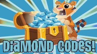 getlinkyoutube.com-ANIMAL JAM: DIAMOND CODES APRIL 2016