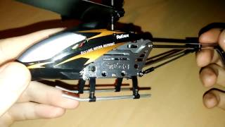 getlinkyoutube.com-3.5-Channel Rechargeable Mini R/C Helicopter Airplane Built-in Gyro with Infrared Remote Controller