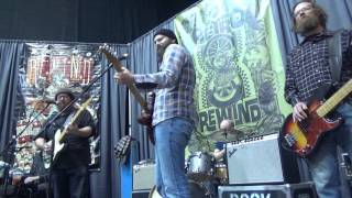 The Dock Ellis Band @Retro Rewind Aft 2017 #3-Only Daddy Walk The Line