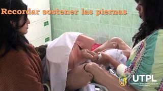 getlinkyoutube.com-Taller de Parto Podalico UTPL Maria Fernanda Narvaez