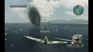 "getlinkyoutube.com-Battlestations Pacific - Allies Walkthrough 6 ""2nd Battle of Guadalcanal"" HD"