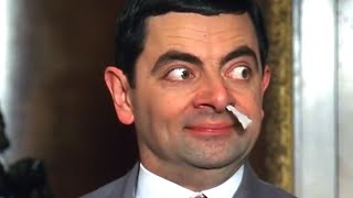Tissue Trouble | Funny Clip | Mr Bean Official