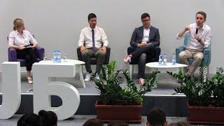 Malagurski, Pernar i Radulović na tribini u Beogradu: Kako protiv globalizma