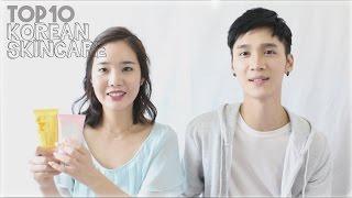 getlinkyoutube.com-TOP 10 KOREAN SKINCARE ft Joankeem - Edward Avila
